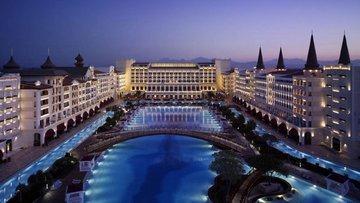 Mardan Palace açılışa hazırlanıyor