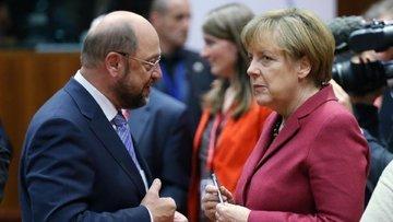 Almanya'da 'grand' koalisyon adımı