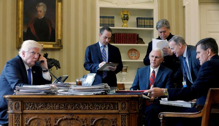 """""""ABD dış politikası ikiye bölünmüş durumda"""""""