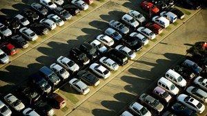 Otomobil pazarında sert daralma