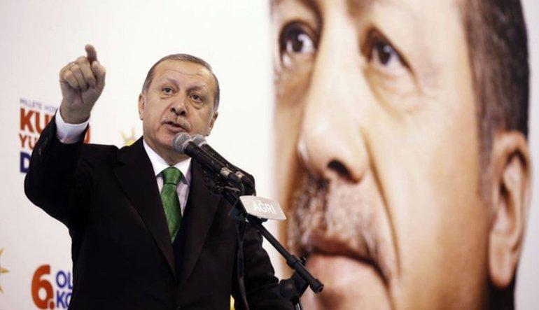 Erdoğan: Lozan Antlaşması'nın güncellemeye ihtiyacı var