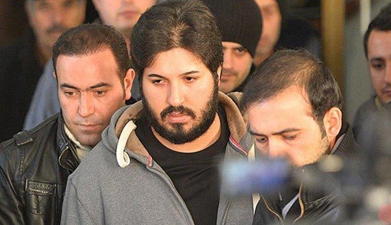 Zarrab'a tecavüz davası açıldı