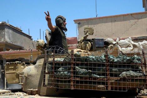 Irak Başbakanı: DEAŞ'la savaş bitti