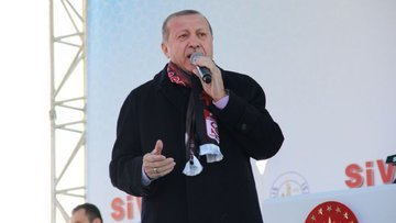 Cumhurbaşkanı Erdoğan'dan büyüme mesajı