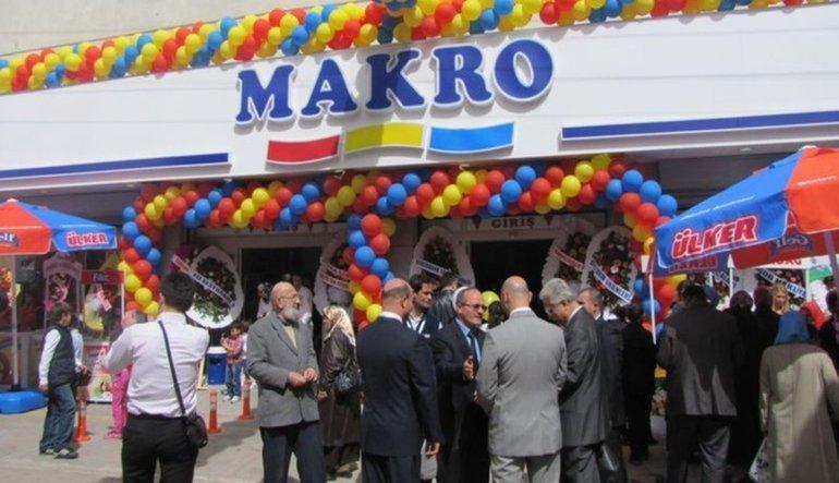 Makro'nun gayrimenkulleri bankalara geçecek