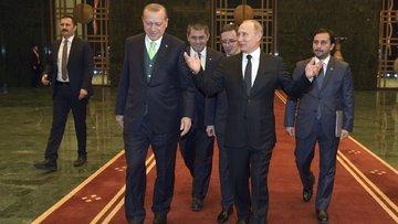 Erdoğan-Putin görüşmesi sonrası S-400 açıklaması