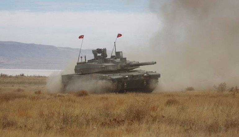 Canikli'den yerli tank için seri üretim tarihi