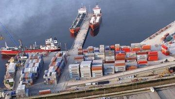 Dördüncü büyük özel limana Asyalı ortak