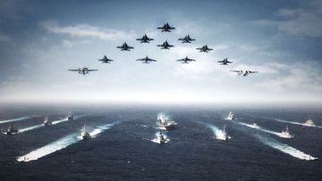 6 trilyon dolarlık fondan jeopolitik risk analizi