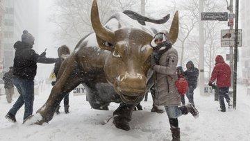 Wall Street boğaları durmuyor