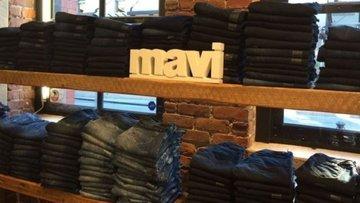 Mavi Jeans hisseleri elden ele