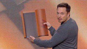Tesla'dan güneş enerjisi depolayan kiremitler