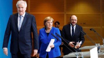 Almanya'da koalisyon için büyük adım
