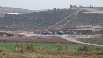 TSK Afrin'i vurdu