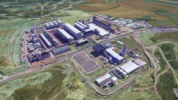 Kazan Soda Elektrik Üretim AŞ tesislerinin açılışı yarın yapılacak