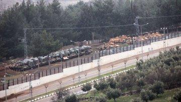 Suriye sınırına ilave tank sevkiyatı