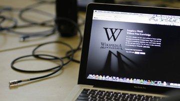BTK'dan Wikipedia açıklaması