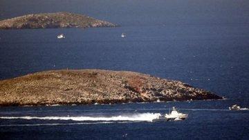 Kardak'ta Türk ve Yunan botları çarpıştı