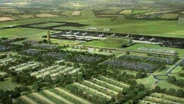 580 milyon euroluk havalimanı projesi iptal