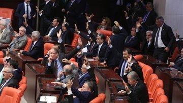 Meclis'ten geçti, OHAL 6. kez uzatıldı