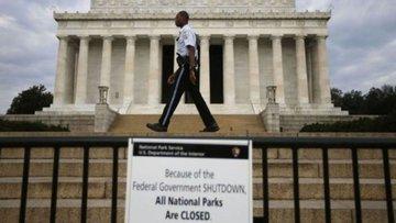 ABD hükümeti bütçe krizinin eşiğinde