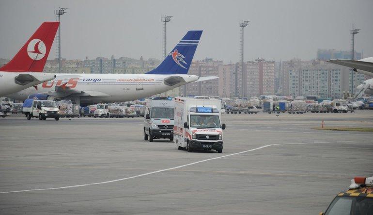 Atatürk Havalimanı'nda köpek paniği