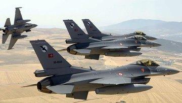Diyarbakır 8. Ana Jet Üssü kırmızı alarma geçti