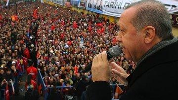 Erdoğan: Afrin'de zafer yakındır