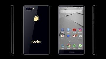 Reeder'dan dual kameralı yeni akıllı telefon