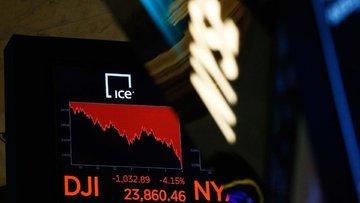 Borsadaki tarihi çöküş zenginlerin servetini de çökertti