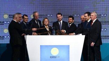 """""""Yapılan yatırım Türkiye'ye güvenin göstergesi"""""""