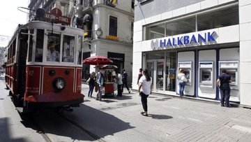 Halkbank'tan 'bonus' açıklaması