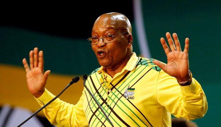 Güney Afrika Cumhurbaşkanı istifa ediyor