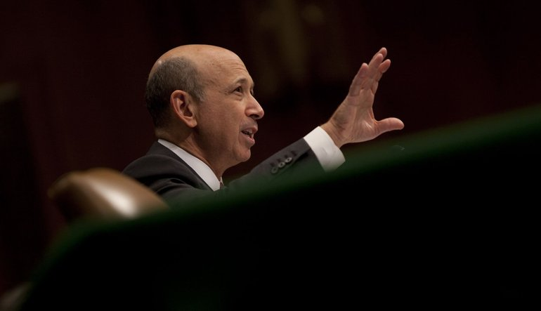 Rogers'tan sonra bir kötü senaryo da Goldman Sachs CEO'sundan