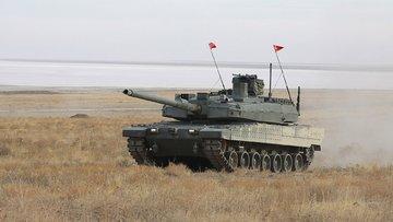 Başbakan: Altay tankının üretimine Almanya da katılsın