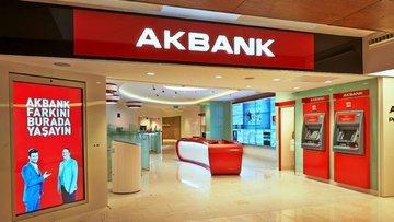 Akbank'tan 6 bankaya yetki