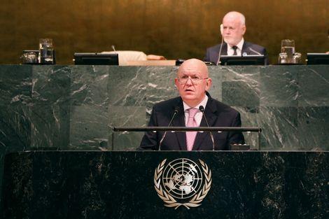 Rusya'dan Birleşmiş Milletler'e çağrı