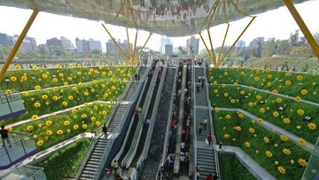 Yeraltını güzelleştiren 12 metro istasyonu