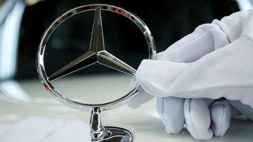 Volvo'nun sahibi, Mercedes'in yüzde 10'unu aldı