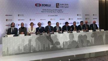 Zorlu'dan 4,5 milyar dolarlık yeni yatırım