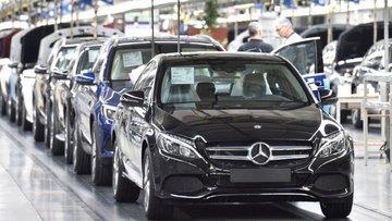 Almanya Çinlilerin Mercedes hamlesine mercek tutacak