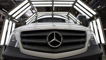 Geely'nin Mercedes hisse alımında 'Çin işi'