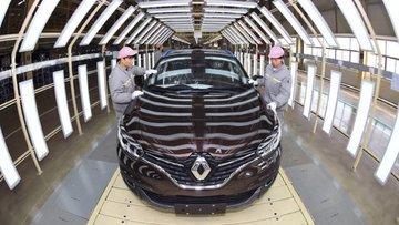 Renault'da 10 milyar dolarlık güçbirliği hedefi