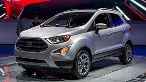 Ford'un yeni SUV'u gün sayıyor