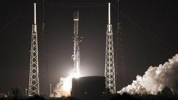 SpaceX'ten yeni rekor
