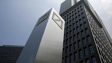 Deutsche Bank'ta arz ile tenkisat bir arada