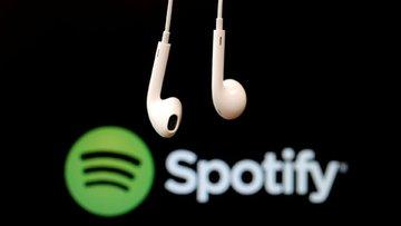 Spotify'da halka arz planı