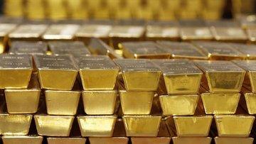 Altın ticaretinde rekor açık