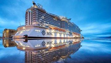 Avrupalı cruise şirketi Türkiye'ye geri dönüyor