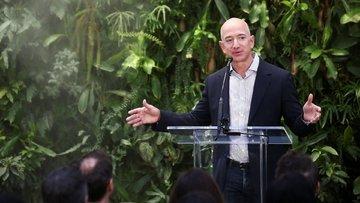 Jeff Bezos: İkramiyelerimi uzay seyahatine harcayacağım